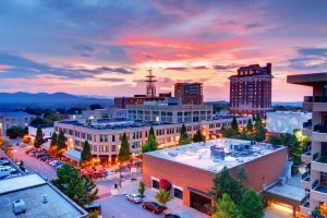 reasons to move to asheville nc