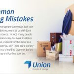 6 Common Moving Mistakes