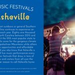 Top 5 Music Festivals in Asheville North Carolina
